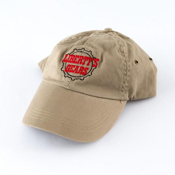 Liberty's Gears Khaki Hat