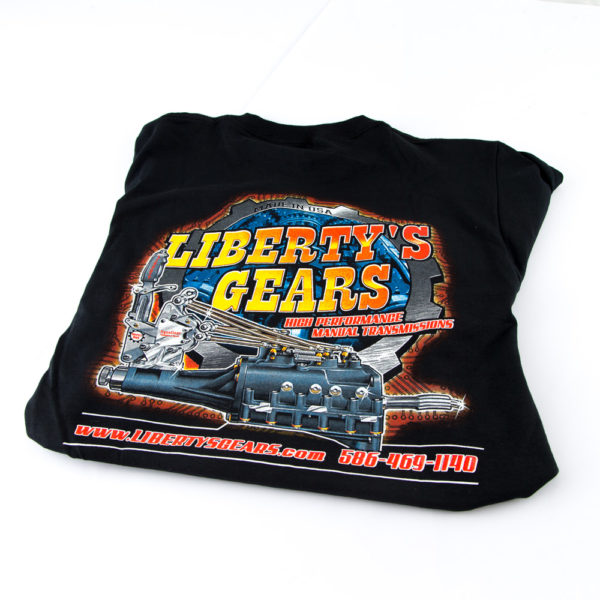 Liberty's Gears Shirt