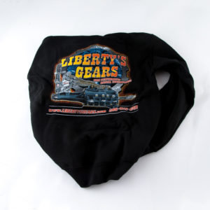 Liberty's Gears Transmission Hoodie