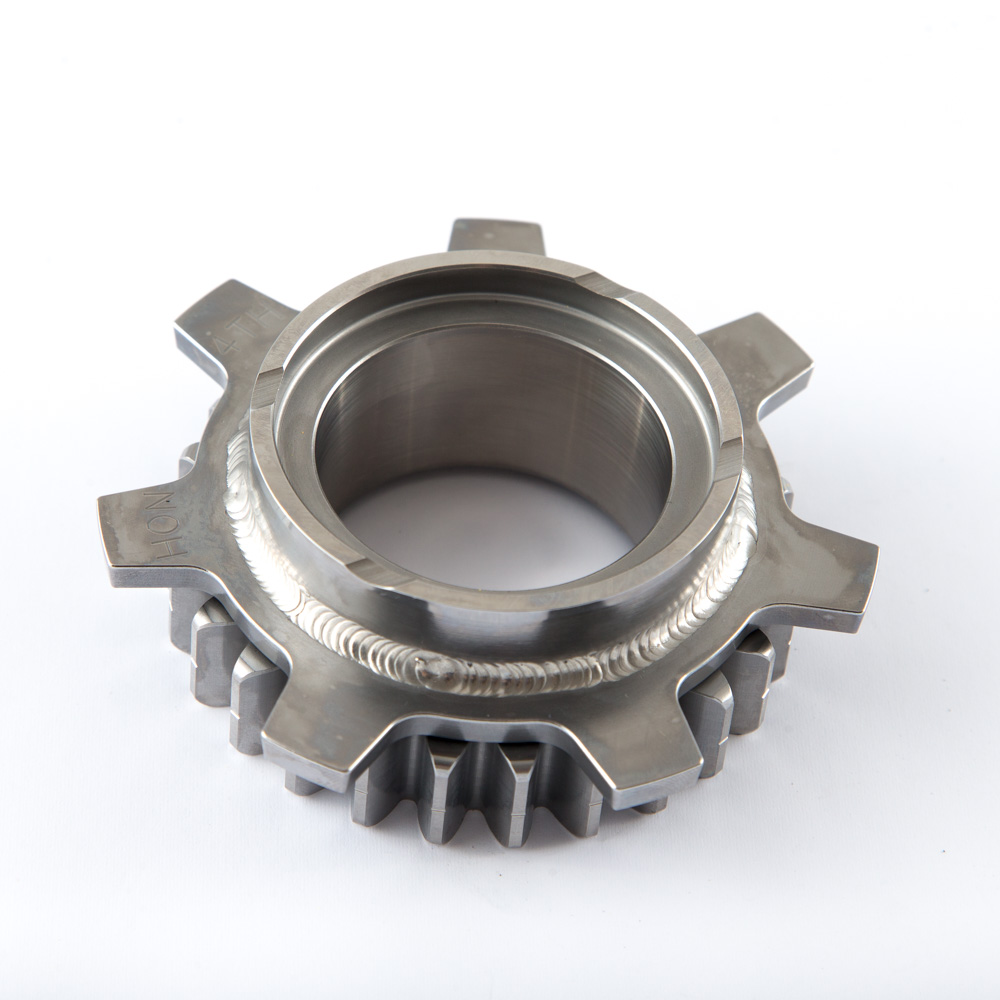 B-Series 4-Speed Rotating Assembly | Liberty's Gears